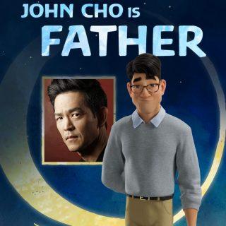 John Cho, Pengisi Suara dan Pemeran Film Animasi Over The Moon