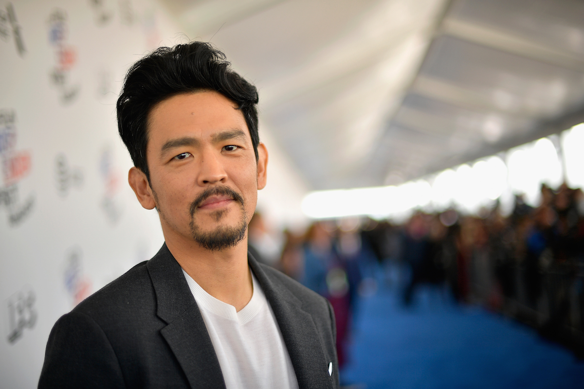 Mengenal John Cho Bintang Film USA